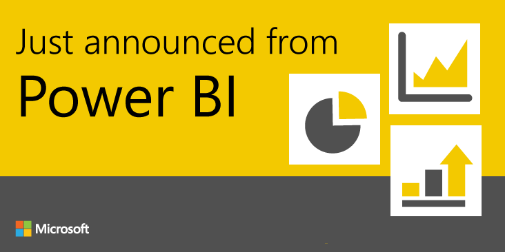 power bi microsoft business intelligence data discovery visualisation 2016