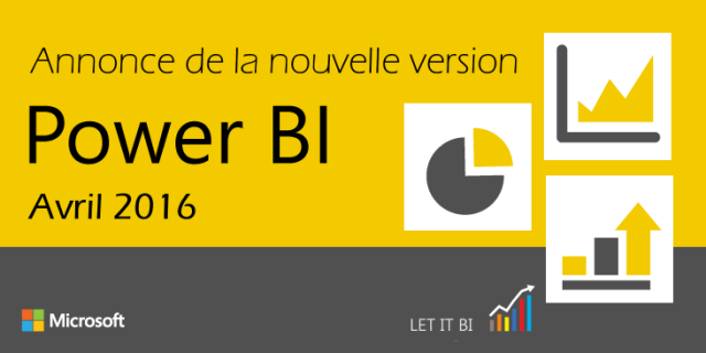 microsoft power bi desktop nouvelle version 2016